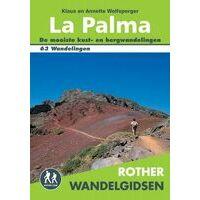 Rother Nederlandstalig Wandelgids La Palma