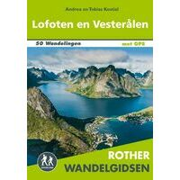 Rother Nederlandstalig Wandelgids Lofoten En Versteralen