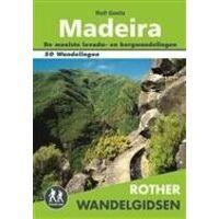 Rother Nederlandstalig Wandelgids Madeira