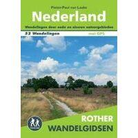 Rother Nederlandstalig Wandelgids Nederland