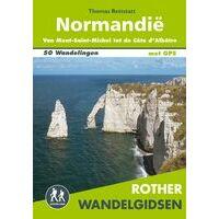 Rother Nederlandstalig Wandelgids Normandië