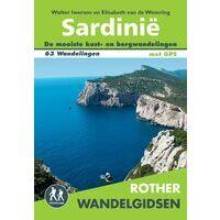 Rother Nederlandstalig Wandelgids Sardinië