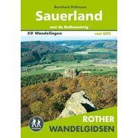 Rother Nederlandstalig Wandelgids Sauerland