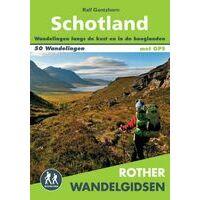 Rother Nederlandstalig Wandelgids Schotland