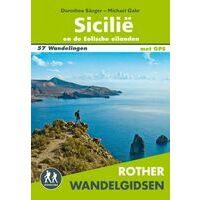 Rother Nederlandstalig Wandelgids Sicilië