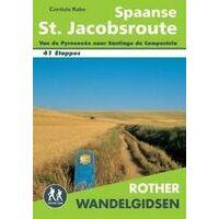 Rother Nederlandstalig Wandelgids Spaanse Sint Jacobsroute