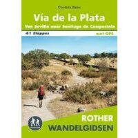 Rother Nederlandstalig Wandelgids Via De La Plata