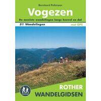 Rother Nederlandstalig Wandelgids Vogezen