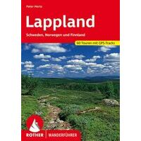 Rother Wandelgids Lappland - Lapland