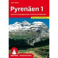 Rother Wandelgids Pyreneeën 1