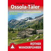 Rother Wandelgids Ossola-Täler