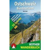 Rother Wanderbuch Ostschweiz - Bundnerland