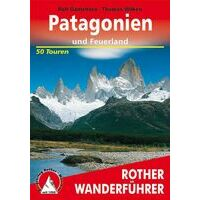 Rother Wandelgids Patagonië - Vuurland