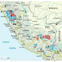 Rother Wandelgids Peru 62 Touren