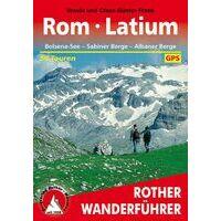 Rother Wandelgids Rome - Latium