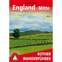 Rother Wandelgids England Mitte