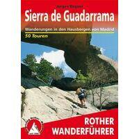 Rother Wandelgids Sierra De Guadarrama