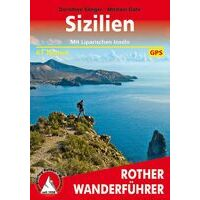 Rother Wandelgids Sizilien & Liparische Inseln