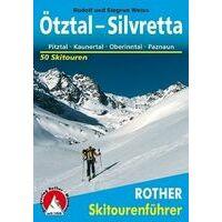 Rother Skitourenführer Ötztal-Silvretta