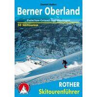 Rother Skitourgids Berner Oberland