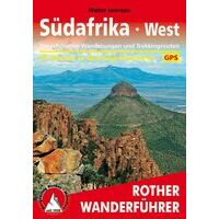 Rother Wandelgids Zuid-Afrika West
