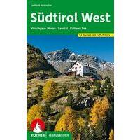 Rother Wanderbuch Sudtirol West - Vinschgau