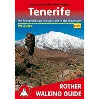 Rother Wandelgids Tenerife (English)
