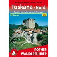 Rother Wandelgids Toskana Nord