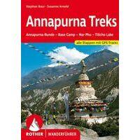 Rother Trekkinggids Annapurna Treks