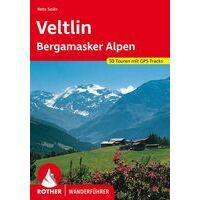 Rother Wandelgids Veltlin - Valtellina Mit Bergamasker Alpen