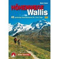 Rother Wandelgids Wallis Höhenwege