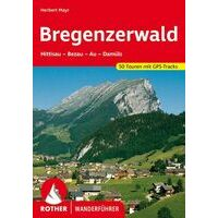 Rother Wandelgids Bregenzerwald