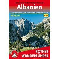 Rother Wandelgids Albanien - Albanië