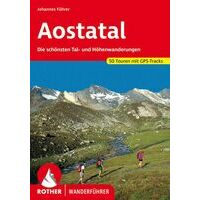 Rother Wandelgids Aostatal