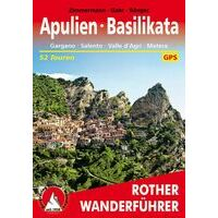 Rother Wandelgids Apulien - Basilikata