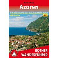 Rother Wandelgids Azoren (Duits)
