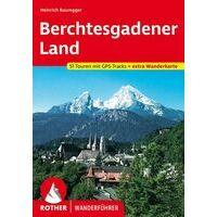 Rother Wandelgids Berchtesgadener Land Inclusief Kaart