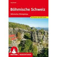 Rother Wandelgids Böhmische Schweiz