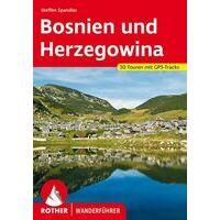 Rother Wandelgids Bosnien Und Herzegovina - Bosnie