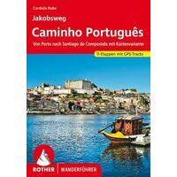 Rother Wandelgids Caminho Portugues Jakobsweg