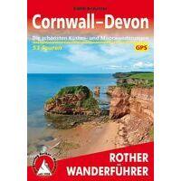 Rother Wandelgids Cornwall - Devon