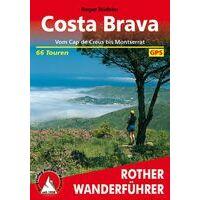 Rother Wandelgids Costa Brava