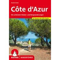 Rother Wandelgids Côte D'Azur