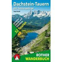 Rother Wandelgids Dachstein-Tauern Wanderbuch