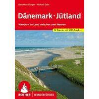 Rother Wandelgids Denemarken - Jutland