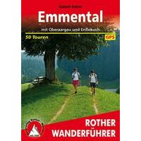 Rother Wandelgids Emmental Mit Oberaargau