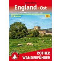 Rother Wandelgids England Ost - Midlands & East Anglia