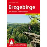Rother Wandelgids Erzgebirge