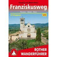 Rother Wandelgids Franziskusweg - Via Francigena