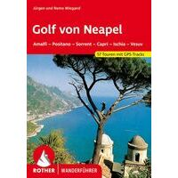 Rother Wandelgids Golf Van Napels - Amalfi